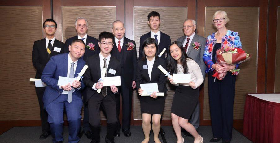 2019 Prince Philip Scholarship Presentation Ceremony